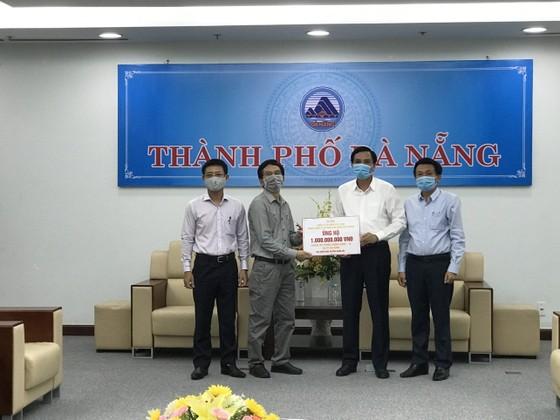 Đà Nẵng tiếp tục nhận hỗ trợ phòng chống dịch Covid-19 từ các doanh nghiệp  ảnh 2