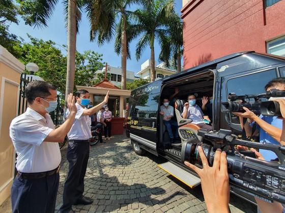 Đà Nẵng gửi lời cảm ơn đoàn y, bác sĩ bệnh viện Chợ Rẫy và TPHCM ảnh 2