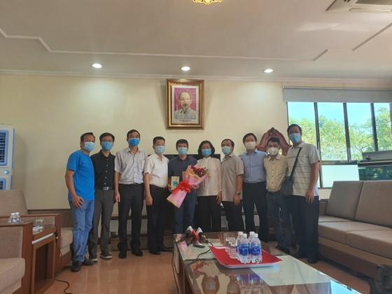 Đà Nẵng gửi lời cảm ơn đoàn y, bác sĩ bệnh viện Chợ Rẫy và TPHCM ảnh 1