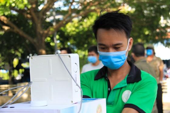 Đà Nẵng thực hiện sớm xét nghiệm SARS-CoV-2 diện rộng theo hộ gia đình ảnh 6