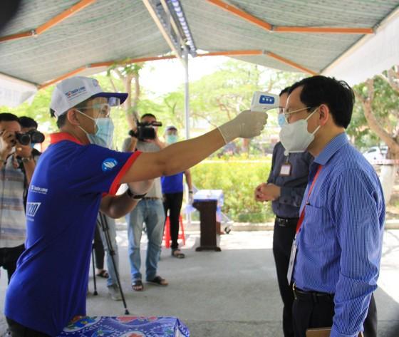 Đà Nẵng: Bộ GD-ĐT kiểm tra công tác tổ chức Kỳ thi tốt nghiệp THPT đợt 2 ảnh 3
