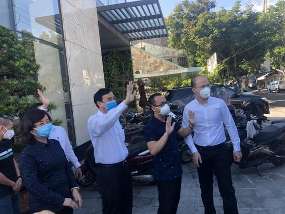 Đà Nẵng: Chia tay đoàn y, bác sĩ TPHCM sau khi dịch bệnh được kiểm soát ảnh 1