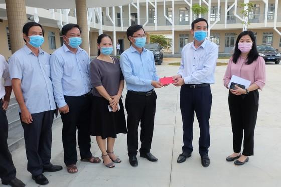 UBND TP Đà Nẵng kiểm tra công tác chuẩn bị trước khi học sinh đi học trở lại ảnh 3