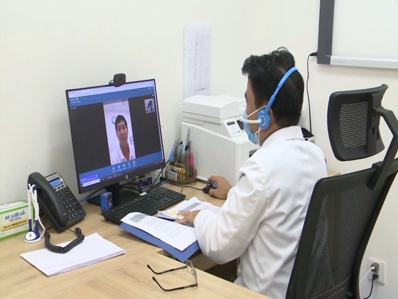 Đà Nẵng tăng cường khám chữa bệnh từ xa ảnh 13