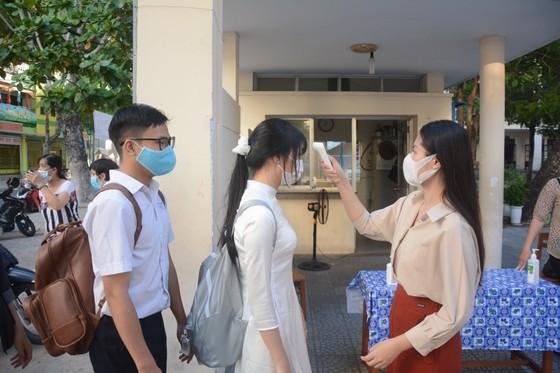 Đà Nẵng, Quảng Nam và Quảng Ngãi cho học sinh nghỉ học để tránh bão số 5 ảnh 1