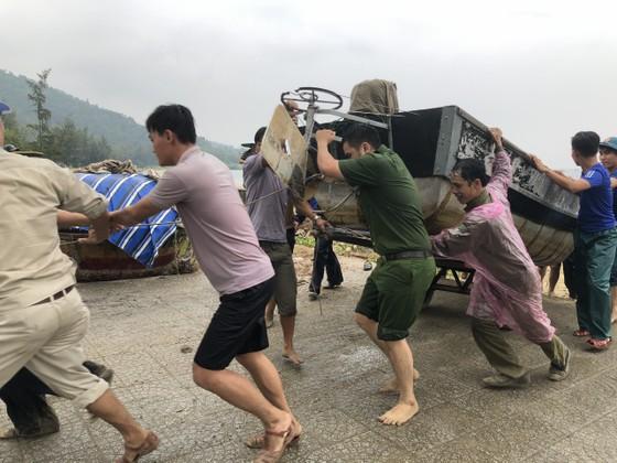 Đà Nẵng ráo riết chuẩn bị phòng bão số 5 ảnh 12