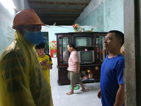 Đà Nẵng vận động sơ tán người dân đến nơi trú ẩn an toàn  ảnh 6