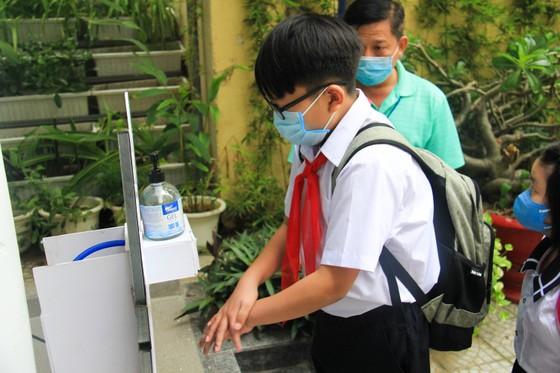 Đà Nẵng: Học sinh tiểu học, trẻ mầm non quay lại trường sau dịch bệnh ảnh 4