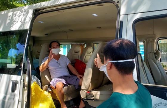 Bệnh nhân Covid-19 cuối cùng tại Đà Nẵng xuất viện ảnh 1