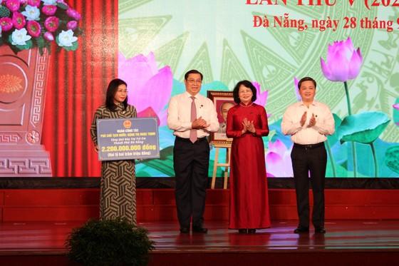Thi đua xây dựng Đà Nẵng ngày càng giàu đẹp, an bình, văn minh, hiện đại ảnh 5