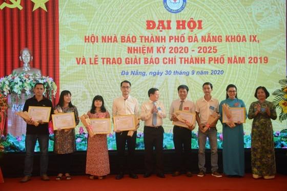 Ông Nguyễn Đức Nam tái đắc cử Chủ tịch Hội Nhà báo TP Đà Nẵng nhiệm kỳ 2020-2025 ảnh 1