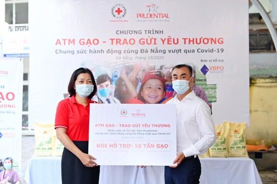 'ATM gạo - Trao gửi yêu thương' hỗ trợ người dân khó khăn tại Đà Nẵng ảnh 3