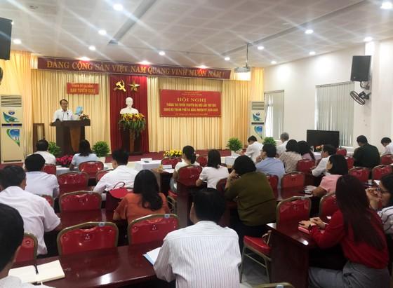 Đại hội Đảng bộ TP Đà Nẵng nhiệm kỳ 2020-2025 sẽ diễn ra từ ngày 20 đến 22-10 ảnh 1