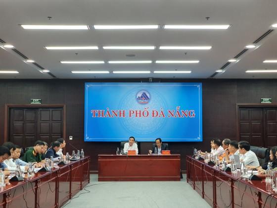 Đà Nẵng sơ tán người dân, cho học sinh nghỉ học để ứng phó bão số 9 ảnh 1