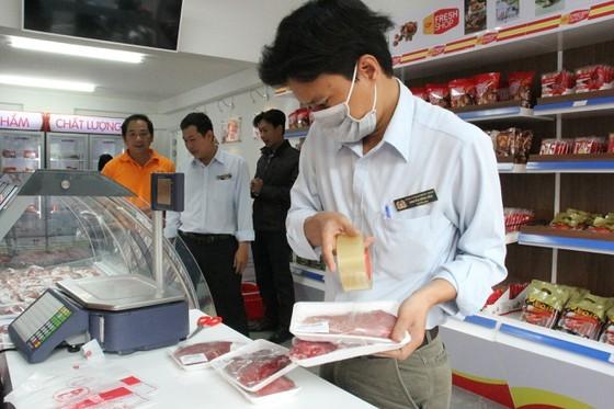Đà Nẵng: Đảm bảo an toàn thực phẩm tại các chợ truyền thống ảnh 1