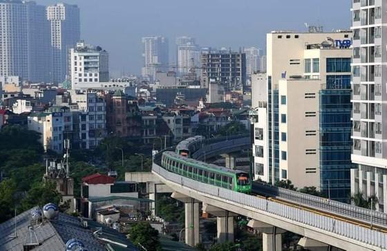 Bắt đầu chạy thử toàn hệ thống đường sắt Cát Linh - Hà Đông  ảnh 1