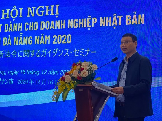 Đà Nẵng: Nâng cao kiến thức pháp luật cho doanh nghiệp Nhật Bản ảnh 1