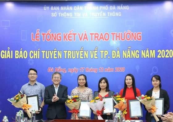 Hơn 200 tác phẩm dự thi giải báo chí tuyên truyền về TP Đà Nẵng năm 2020 ảnh 1