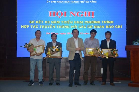 Báo chí có nhiều đóng góp cho TP Đà Nẵng ảnh 3