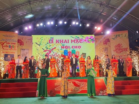 Đà Nẵng: Hơn 300 gian hàng tham gia Hội chợ Xuân 2021 ảnh 2