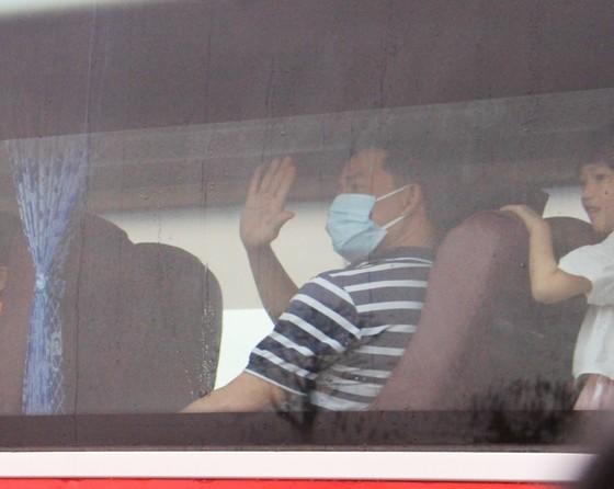 Đà Nẵng hỗ trợ xe đưa 3.000 lao động về quê đón tết ảnh 13