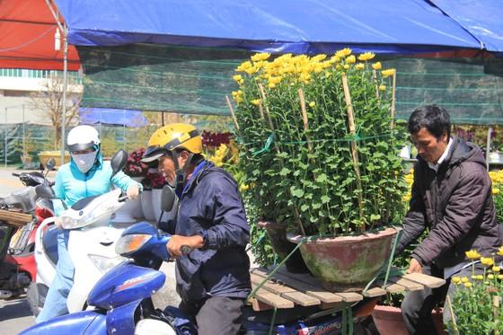 Tiểu thương chợ hoa tết ở Đà Nẵng 'nhớ' người mua ảnh 6