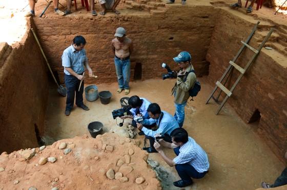 Bảo tồn và phát triển di tích khảo cổ Chăm Phong Lệ ảnh 2