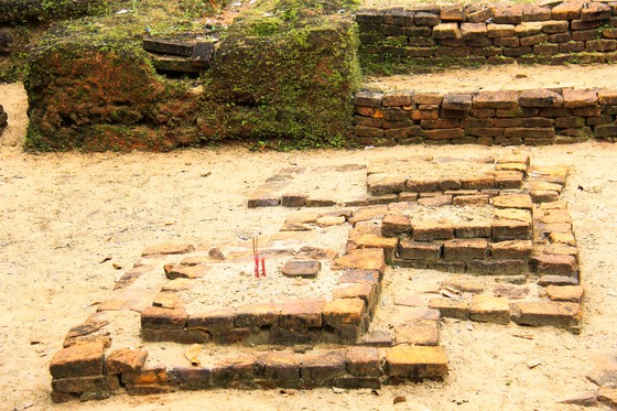 Bảo tồn và phát triển di tích khảo cổ Chăm Phong Lệ ảnh 6