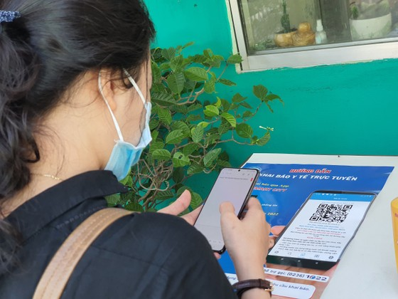 114 người được tiêm vaccine Covid-19 đầu tiên tại TP Đà Nẵng ảnh 1