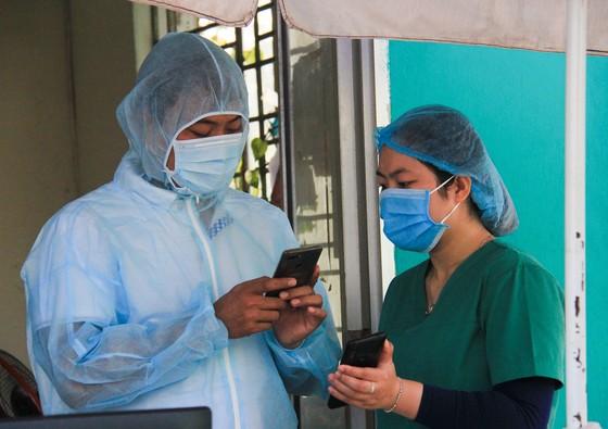 114 người được tiêm vaccine Covid-19 đầu tiên tại TP Đà Nẵng ảnh 2