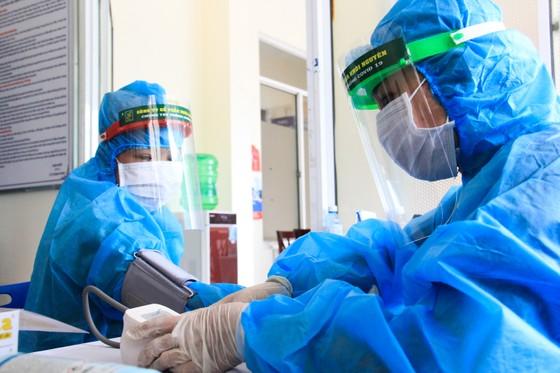 114 người được tiêm vaccine Covid-19 đầu tiên tại TP Đà Nẵng ảnh 4
