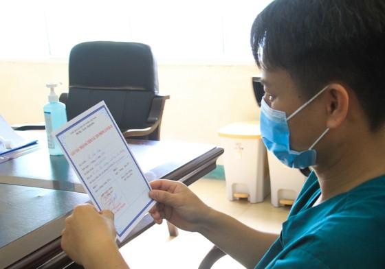 114 người được tiêm vaccine Covid-19 đầu tiên tại TP Đà Nẵng ảnh 11