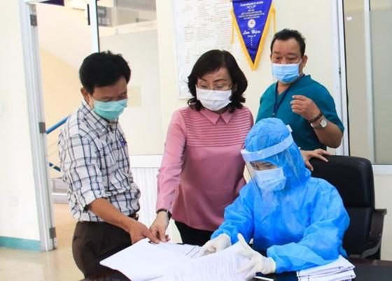 114 người được tiêm vaccine Covid-19 đầu tiên tại TP Đà Nẵng ảnh 10