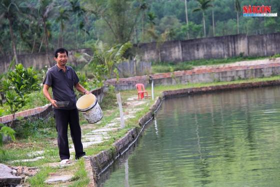 Đà Nẵng: Nông dân làm giàu nhờ nuôi cá phục vụ du lịch sinh thái ảnh 1