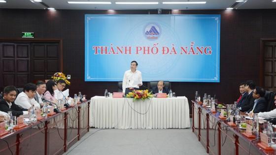 Gặp gỡ các nhà đầu tư quan tâm Đồ án Điều chỉnh Quy hoạch chung TP Đà Nẵng ảnh 1