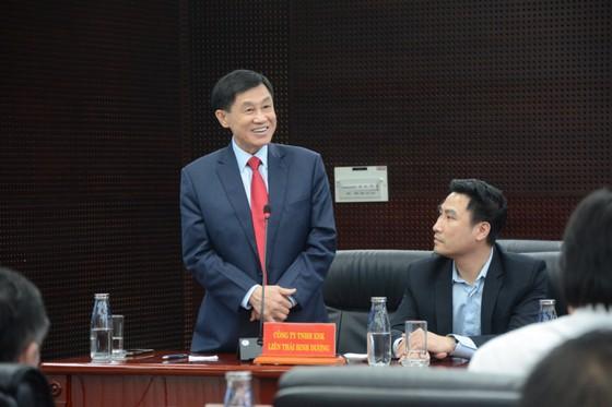 Gặp gỡ các nhà đầu tư quan tâm Đồ án Điều chỉnh Quy hoạch chung TP Đà Nẵng ảnh 2