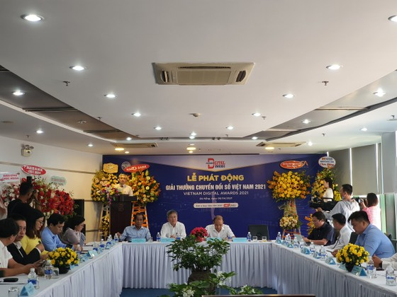 Phát động giải thưởng Chuyển đổi số Việt Nam 2021 tại Đà Nẵng ảnh 1