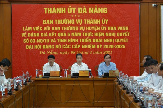 Đà Nẵng sẽ ban hành Nghị quyết để phát triển riêng huyện Hòa Vang ảnh 1