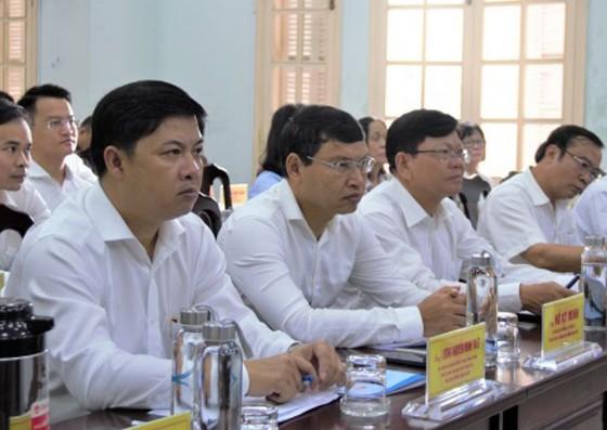Đà Nẵng: Lập danh sách 8 người ứng cử đại biểu Quốc hội và 89 người ứng cử đại biểu HĐND thành phố khóa X ảnh 1