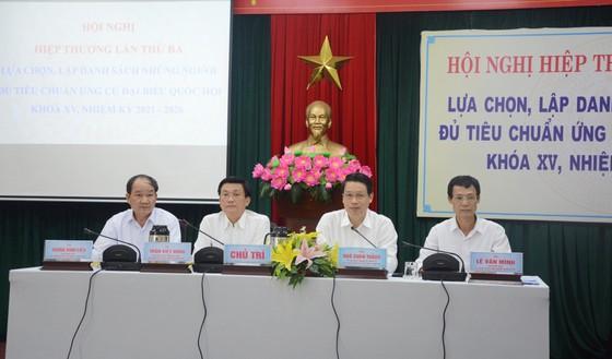 Đà Nẵng: Lập danh sách 8 người ứng cử đại biểu Quốc hội và 89 người ứng cử đại biểu HĐND thành phố khóa X ảnh 2