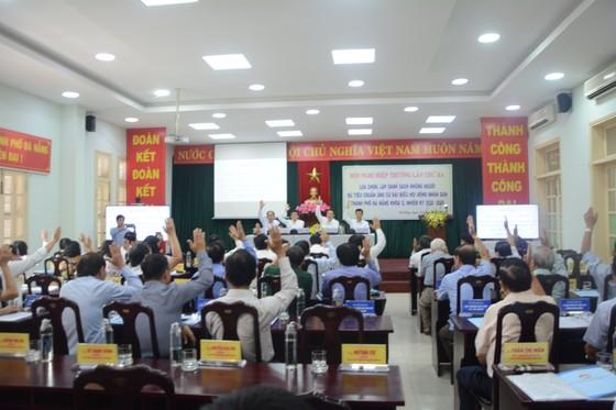 Đà Nẵng: Lập danh sách 8 người ứng cử đại biểu Quốc hội và 89 người ứng cử đại biểu HĐND thành phố khóa X ảnh 3