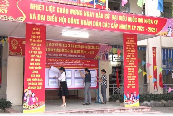 TP Đà Nẵng: Nhiều địa phương tích cực hưởng ứng ngày bầu cử ảnh 2