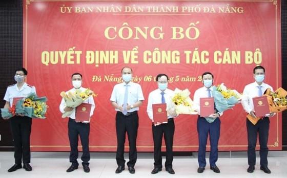 Bổ nhiệm lãnh đạo nhiều sở ngành trực thuộc UBND TP Đà Nẵng ảnh 1