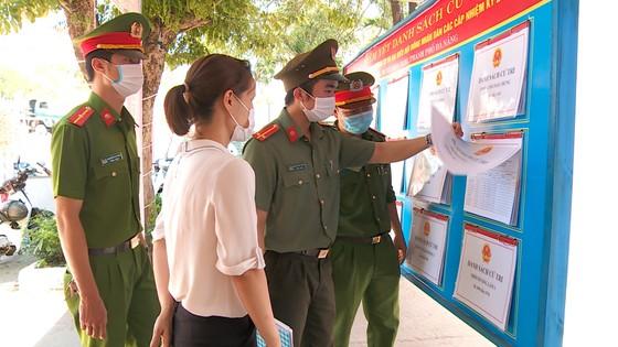 Đà Nẵng: Đảm bảo an ninh trật tự, an toàn cho ngày bầu cử ảnh 2