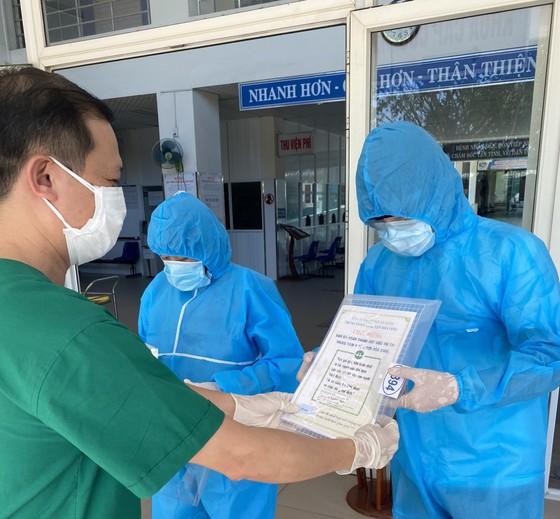 Đà Nẵng công bố 8 bệnh nhân Covid-19 khỏi bệnh ảnh 2