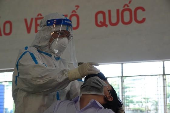 Đà Nẵng: Xét nghiệm SARS-CoV-2 cho hơn 14.000 thí sinh tham dự kỳ thi tuyển sinh lớp 10 ảnh 1