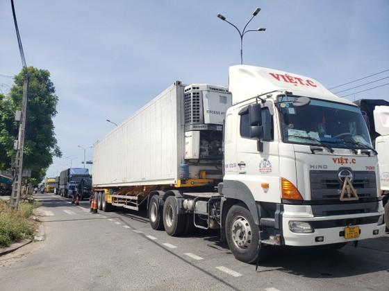 Đà Nẵng chỉ tiếp nhận phương tiện, lái xe đảm bảo các yêu cầu phòng, chống dịch Covid-19 ảnh 1