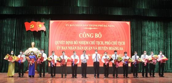 Đà Nẵng: Bổ nhiệm Chủ tịch, Phó Chủ tịch các quận và huyện đảo Hoàng Sa ảnh 1