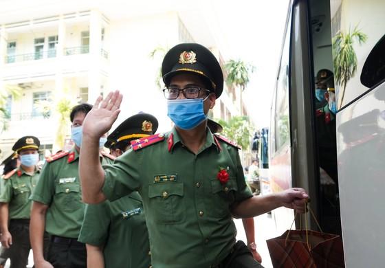 Đà Nẵng: Nhiều lực lượng chi viện các tỉnh phía Nam chống dịch Covid-19 ảnh 2
