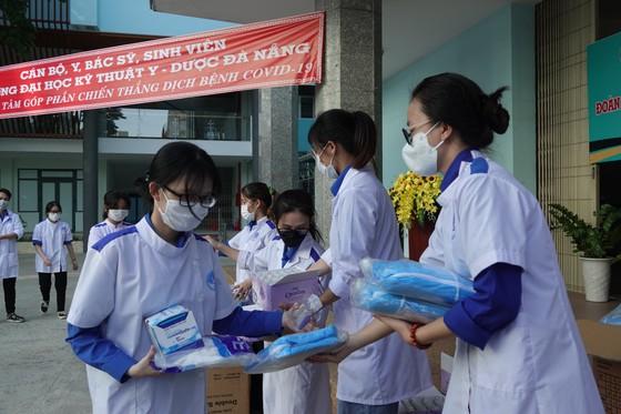 Đà Nẵng: Nhiều lực lượng chi viện các tỉnh phía Nam chống dịch Covid-19 ảnh 6